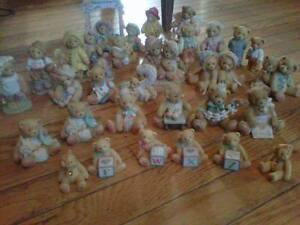 Cherished Teddies Collectibles ( No Boxes)