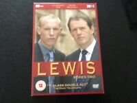 LEWIS SERIES TWO DVD AS NEW
