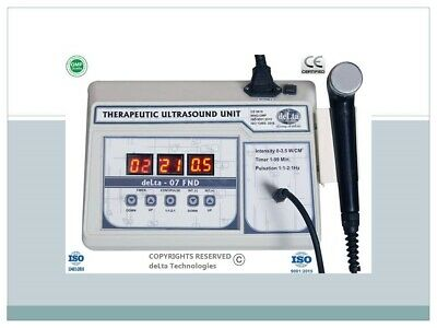 Ultrasound Therapy Ultrasonic Therapeutic Deep Heat Therapy Fnd Machine Delta 07