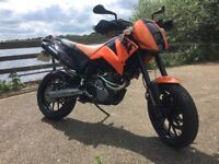KTM 640 DUKE II, SUPERB ORIGINAL CONDITION