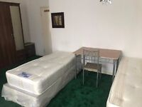 Twin/double rooms available