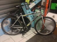 Trax TR.1 Rigid Mountain Bike + Rear Mud Guard