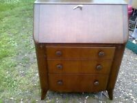 WANTED FOR RECYCLING, ercol, old charm, jaycee, priory dressers tables