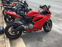 Gorgeous Ducati 899 Panigale Windsor Brisbane North East Preview