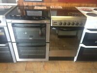 2 COOKERS WITH WARRANTY