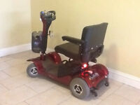 Mobility Scooter Diamond Sapphire - 2