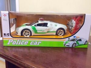 Rc Dubai police car new