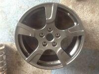 """Volkswagen Transporter T5 NEW GENUINE OE 18"""" Sportline Alloy Wheel ZGB7HE071408"""
