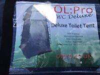 OL: Pro Deluxe Toilet Tent