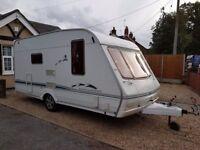 2005 Swift Challenger 460/2 SE 2 Berth caravan 1 Owner VGC AWNING, BARGAIN !