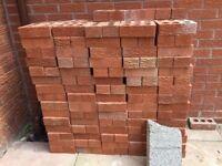 NEW 300 Manorial Red Bricks