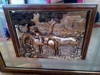 925. Vintage Creazione Artistiche decor mirror frame £13.99