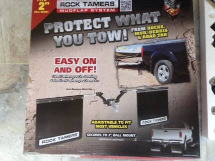 Rock Tamer Mudflap System Casino Richmond Valley Preview