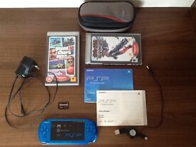 SONY PSP PLAY STATION PORTABLE EXCELLENT CONDITION