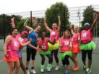 Come Play Netball - Ladies and mixed teams