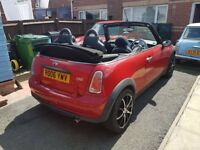 2006 Mini One Cabrio, Lovely Car Full MOT!!