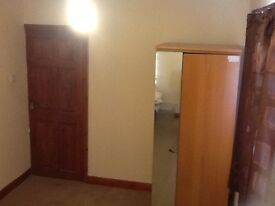 A large double room in a neat-spacious house.+Bills and Wifi.Located in a peaceful,quiet area.