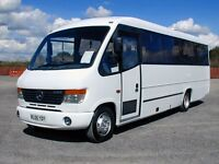 Minibus and coach drivers wanted