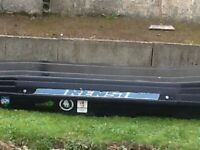 Rensi 6000 large roof box