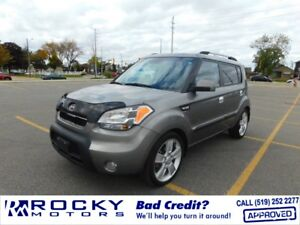 2010 Kia Soul - Drive Today | Great, Bad, Poor or No Credit