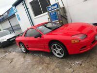 MITSUBISHI GTO RARE MANUAL, SWAPS 7 SEATER/CARS/ WHY
