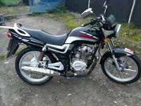 125cc lexmoto arrow