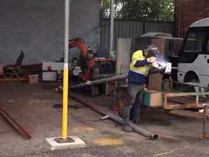 Jamies mobile welding and earthmoving Golden Bay Rockingham Area Preview