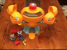 Collection of Octonauts toy sets for sale