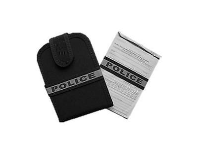 2x POLICE Elastic Pocket Note Book Bands for Officers Constables 999 PCSO Cadet