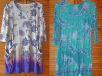 2 dresses from the petite range of Wallis