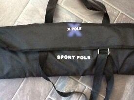 Xpole sport chrome finish 50mm