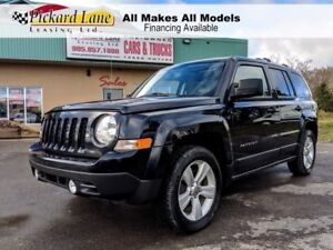 2011 Jeep Patriot Limited LEATHER!! SUNROOF!! POWER HEATED SE...