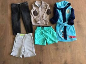 Boys clothes bundle for 4 year old