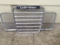 Landrover Series 3 Front Grille