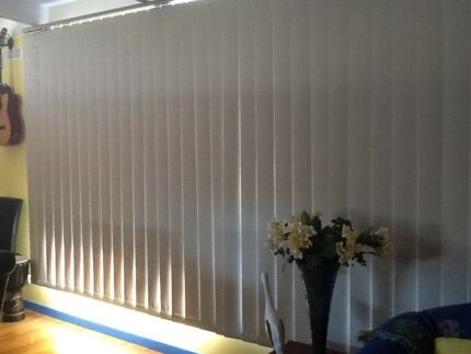 Vertical blinds | Curtains & Blinds | Gumtree Australia Brimbank ...