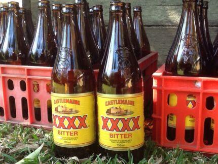 Home Brew Beer Bottles Wynnum West Brisbane South East Preview