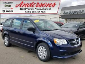2017 Dodge Grand Caravan Canada Value Package *Low KM*