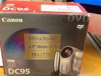 Canon DVD Camcorder