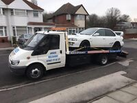 CHEAP RECOVERY SERVICE & TRANSPORTATION & BREAKDOWN SERVICE WEST MIDLANDS ACCIDENT SCRAP TOWING