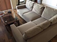 New Right Hand Corner Sofa Bed For Sale