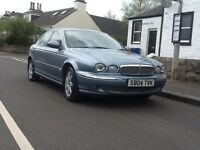 Jaguar X type 2 litre se diesel 04 plate excellent condition all round with full history
