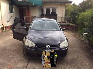 2005 Volkswagen Golf Hatchback Chatswood Willoughby Area Preview