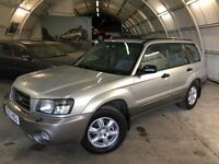 Subaru Forester 2.0x (All Weather)
