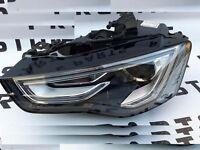 New original Right hand drive UK passenger Xenon headlight Audi A5 SLine 8T Facelift 2012 - 2015