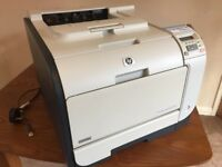 HP Laser Printer & Ink