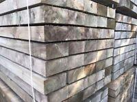 🌟 Pressure Treated Green Timber Railway Sleepers