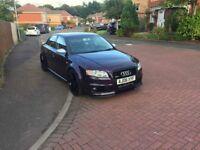 Audi rs4 b7 merlin purple