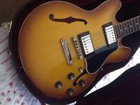 Gibson ES 339+ Gibson case