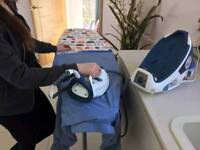 Ironing and laundry services