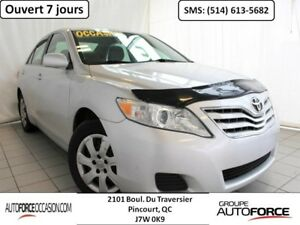 2011 Toyota Camry LE AUT AC  4CYL BELLE CONDITION